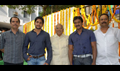 Naga Chaitanya and Sunil Movie Opening