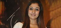 Nayantara at KVJ Success Meet