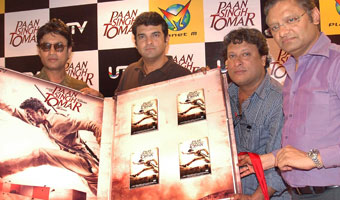 Paan Singh Tomar DVD Launch