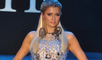 Paris Hilton fascinated by Indian fashion