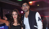Riya Sen and Arya Babbar shoot a song for Zindagi 50-50