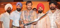 Ajay Devgan Meets Sardars Over SOS Controversy