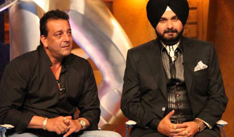 Sanjay Dutt on Extra Innings T20 for Department