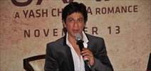 Shahrukh Khan At The Press Conference Of Jab Tak Hai Jaan