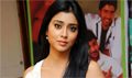 Shriya at Nuvva Nena Movie Success Meet