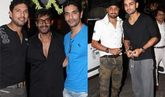 Screening Of Son Of Sardar For Cricketers