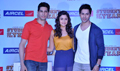 Student Of The Year Team Launch Aircel Buddy of the Year Contest