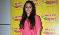 Vidya Balan promotes Kahaani on Radio Mirchi