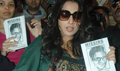 Vidya Balan promotes Kahaani at Khar Station