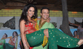Vivek And Mallika Promoting 'Kismet Love Paisa Dilli' at Pritam Da Dhaba