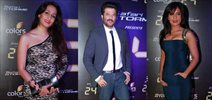 Anil Kapoor At The Success Bash Of 24