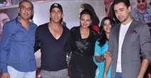 Akshay Sonakshi Imraan and Ekta Kapoor At 3rd Promo Launch of OUATIM