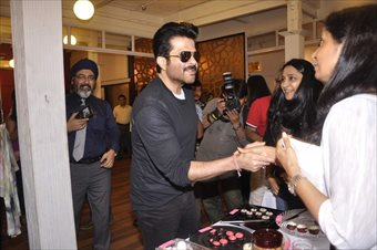 Anil Kapoor at AVE 29 event
