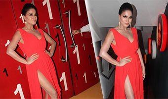 Veena Mallik at Supermodel Film Music Launch