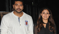 Nayanthara And Jayam Ravi At AGS Production No 16 Pooja