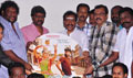 Arjunan Kadhali Movie Audio Launch