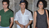 Bollywood Celebs At The Screening Of Star Trek Into Darkness