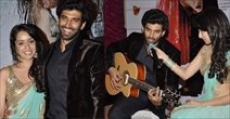 First Look Launch Of Film Aashiqui 2