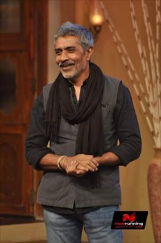 Prakash Jha Promotes Satyagraha On The Sets Of Kapil Show