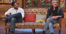 Ajay Promotes Satyagraha On The Sets Of Kapil Show