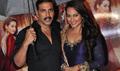 Akshay And Sonakshi Promote OUATIMA At Mumbai