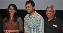 Karthik At Alex Pandian Movie Press Show