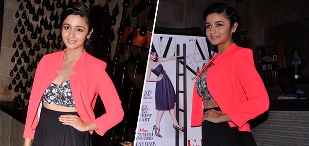 Alia keen on period film