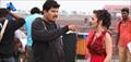 Amy Jackson in Shankar's ' Ai ' Movie Working Stills