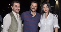 Anil Kapoor's Screening of Shootout At Wadala For His Family At Cinemax