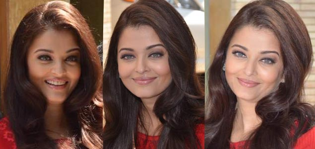 Aishwarya Rai Bachchan celebrates her 40th birthday with media