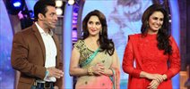 Bigg Boss And Dedh Ishqiya Integration With Madhuri Dixit And Huma Qureshi