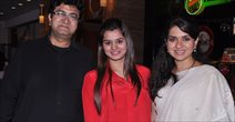 Bhaag Milkha Bhaag Screening By Shaina NC