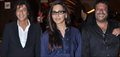 Sonali Bendre, Chunky And Tigmanshu At Bullet Raja Screening