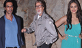 Big B and Others at D-Day Screening