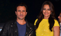 Saif, Sonakshi And Other Cast At Bullet Raja-Sansui Press Meet