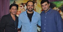 Shahrukh Khan And Rohit Shetty Talk About Chennai Express Breaking All Records