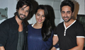 Celebs At R Rajkumar Screening