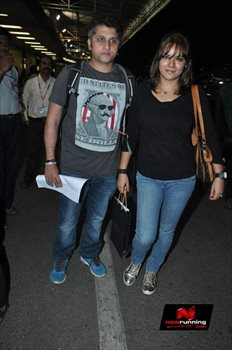 Celebs leave for South Africa to attend SAIFTA awards