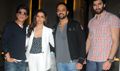 Shahrukh, Deepika, Rohit And Nikitin Snapped Post CE Screening