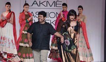 Chitrangada at Lakme Fashion Week Summer Resort 2013 Day 4