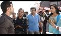 Arun Vijay In Deal Movie Shooting Spot