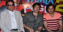 The Deols At Yamla Pagla Deewana 2 Launch