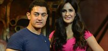 Aamir And Katrina Unveil Dhoom Machale Song