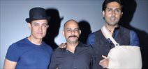 Aamir And Abhishek Unveil Dhoom 3 Trailer