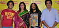 Dimple Promotes What The Fish At Radio Mirchi