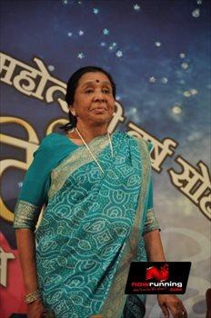Asha Bhosle Gallery