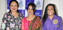 Divya Dutta At IMC Ladies Event