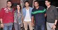 Varun, Shraddha, Siddharth And Others At Grand Masti Screening