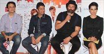 I Love NY(New Year) - Theatrical Launch At Cinemax  In Versova, Mumbai