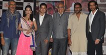 Ajay, Arjun And Amrita At Indiagate Basmati-Satyagraha Event